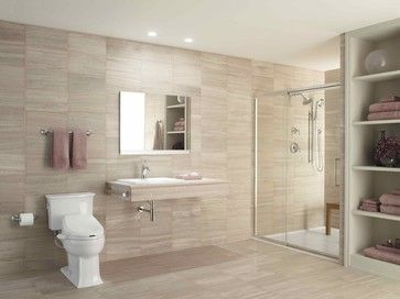 Universal Design Bathroom 52 Best Universal Design Bathrooms Images On Pinterest  Bathroom