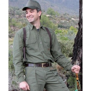 Camisa de caza
