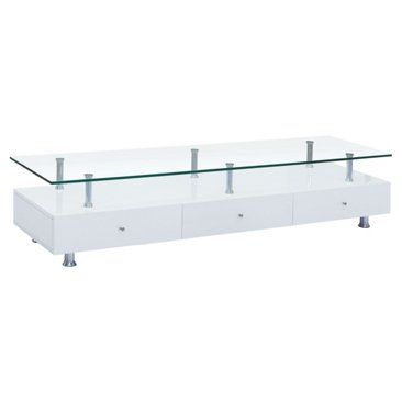 Check out this item at One Kings Lane! Lucas TV Unit, White