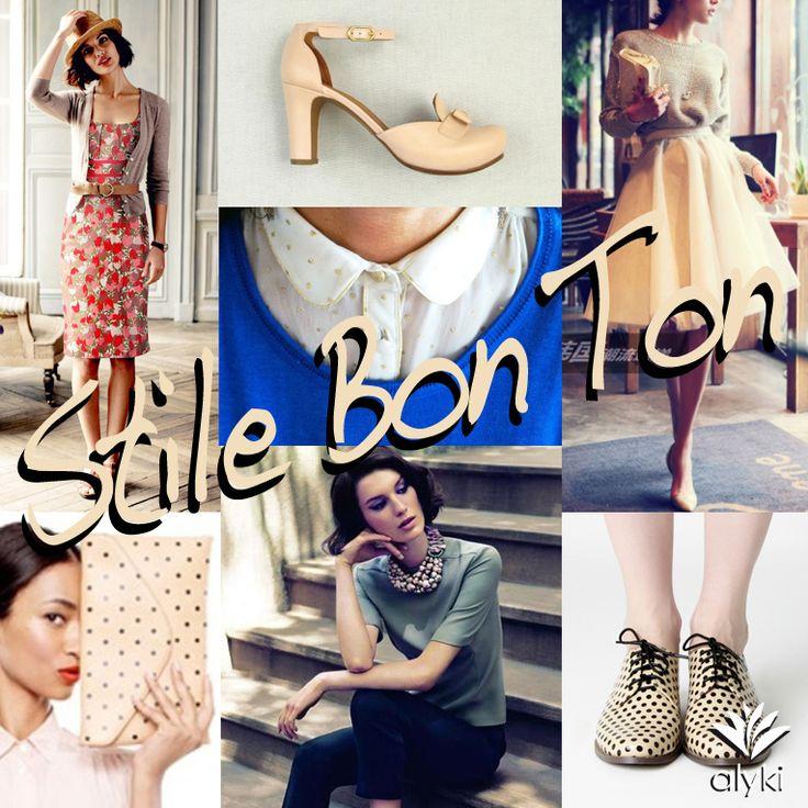 #Alyki #trend stile bon ton