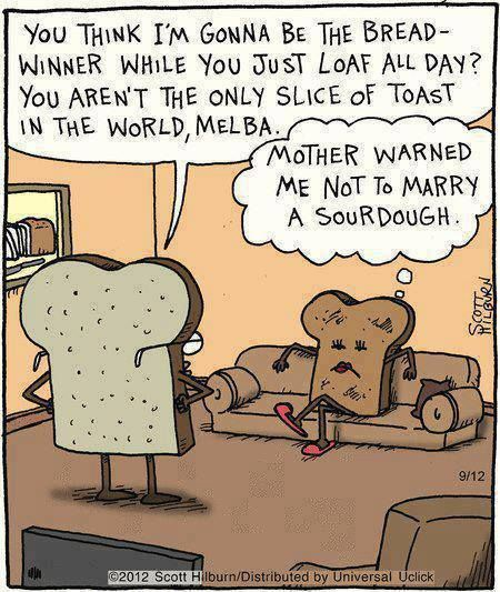 flirting meme with bread meme face cartoon picture