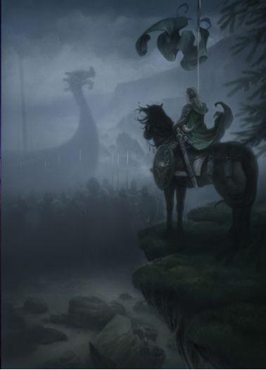 Portland Studio Artworks - Beowulf