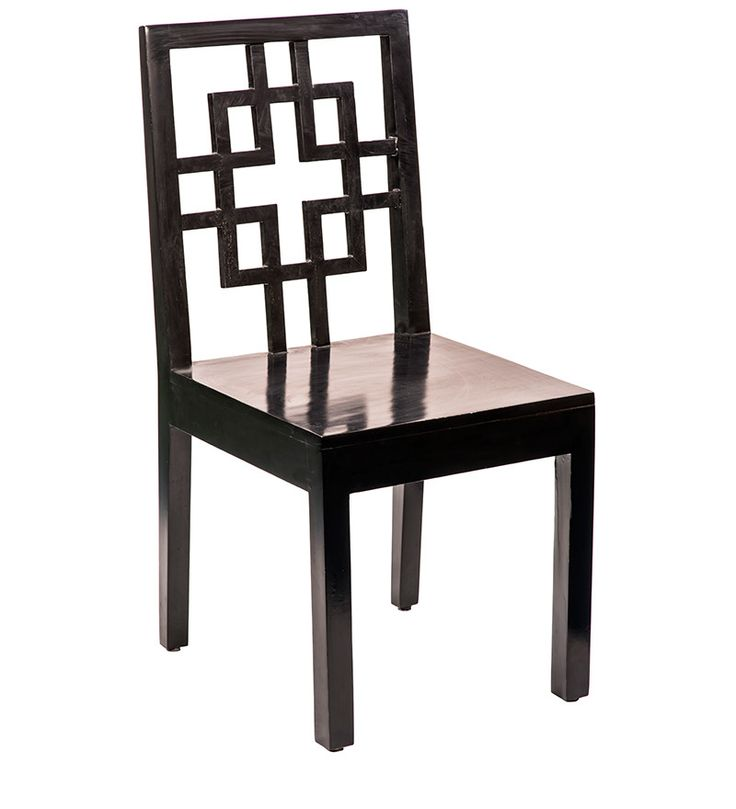 hardy dining chair in black colour by essentially metal by essentially metal online modern furniture pepperfry product india furniture pinterest