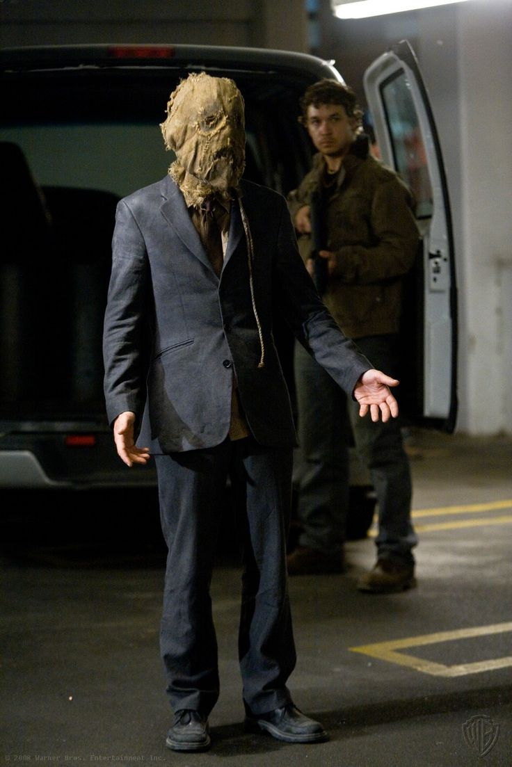 Dr Jonathan Crane/Scarecrow