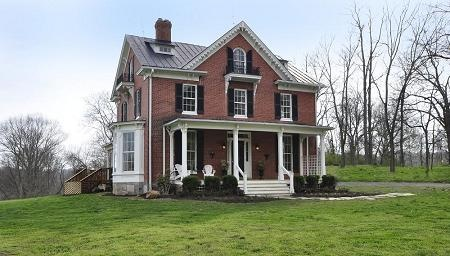 326 best images about old houses on pinterest queen anne for Gothic revival homes for sale