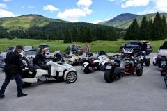 At Golf resort Greay Bear Tale with Spyder Club Slovakia