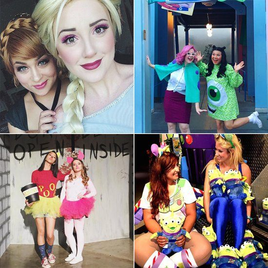 Disney Duos: 21 Brilliant Costumes For Best Friends