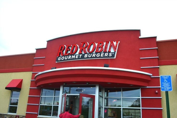 Red Robin's new Interactive Allergen Menu and a $25 Red Robin Gift Card Giveaway! - The Mommyhood Chronicles | The Mommyhood Chronicles
