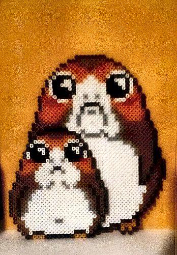Star Wars - The Last Jedi - Chibi Porg by genjiworks.deviantart.com on @DeviantArt