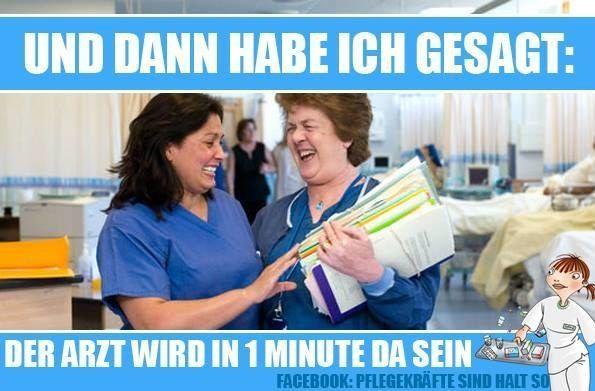 23 Bilder, über die wirklich nur Krankenschwestern lachen können