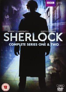 Sherlock Season 1 and 2