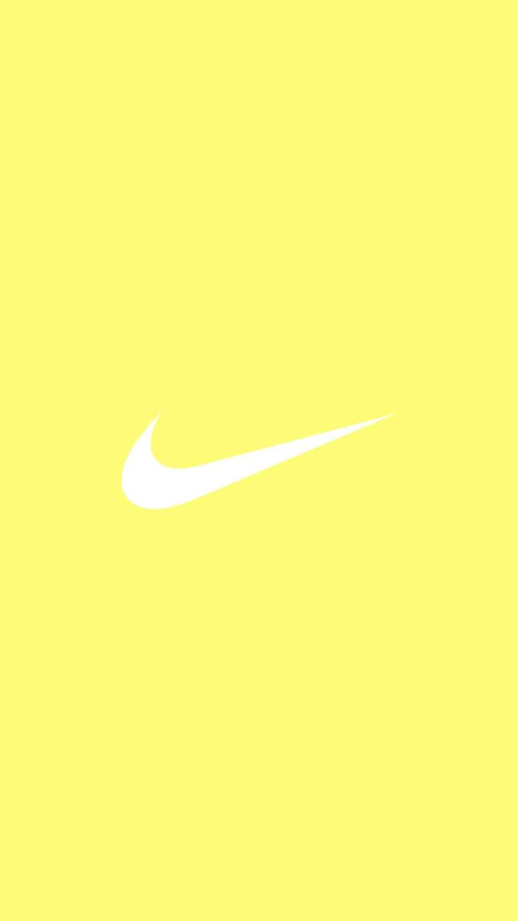 NIKE Logo iPhone Wallpaper