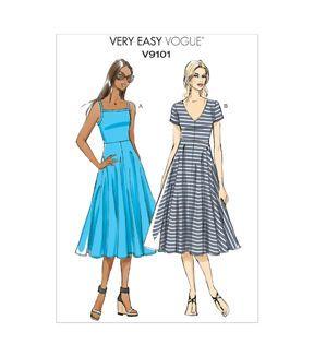 Vogue Patterns Misses Dress - V9101