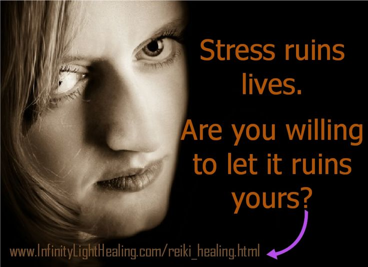Stress ruins lives ... are you willing to let it ruin yours? When you eliminate stress from your life you will begin feeling alive again and you'll have a newfound passion and motivation to re-create your life and jump on the flourishing opportunities surrounding you. Just imagine waking up every morning excited to start your day! Continue reading ... www.InfinityLightHealing.com