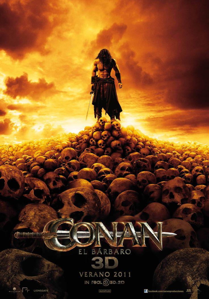 2010 - Conan el bárbaro - Conan the barbarian 3D - tt0816462