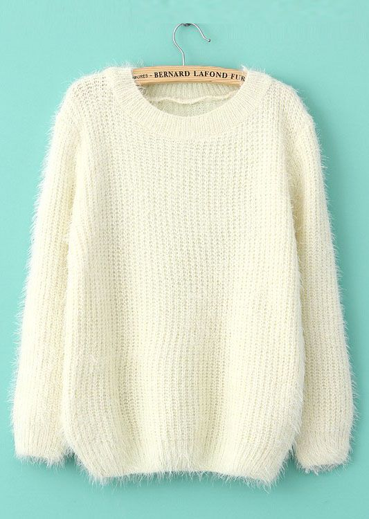 Best 25  Fluffy sweater ideas on Pinterest | Oversized grey ...