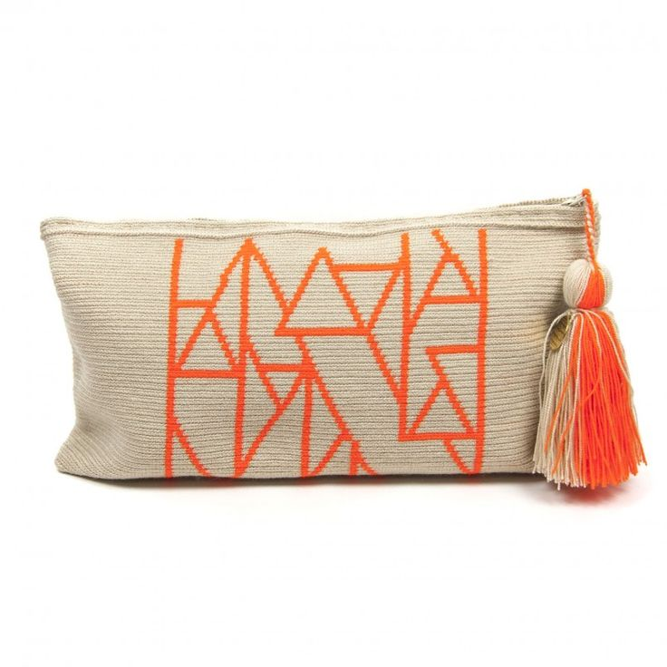 Wayuu Clutches