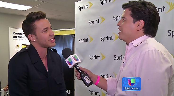 Prince Royce Habla Sobre Las Críticas De Romeo Santos A Su Nuevo Disco #Video