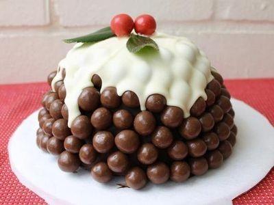 Malteser Christmas Cake recipe