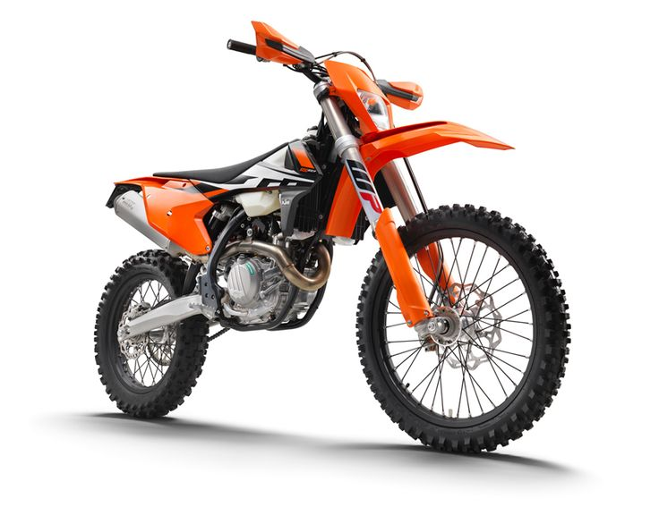 Review of KTM 450 EXC-F 2017