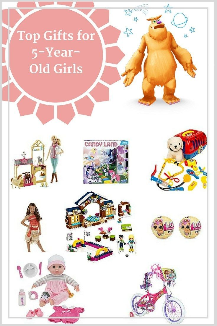 Top Gifts For 5 Year Old Girls Most Of These My Daughter Has And Loves To Play With