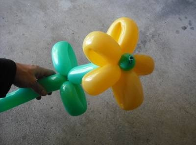 how to make balloon animals step by step with pictures