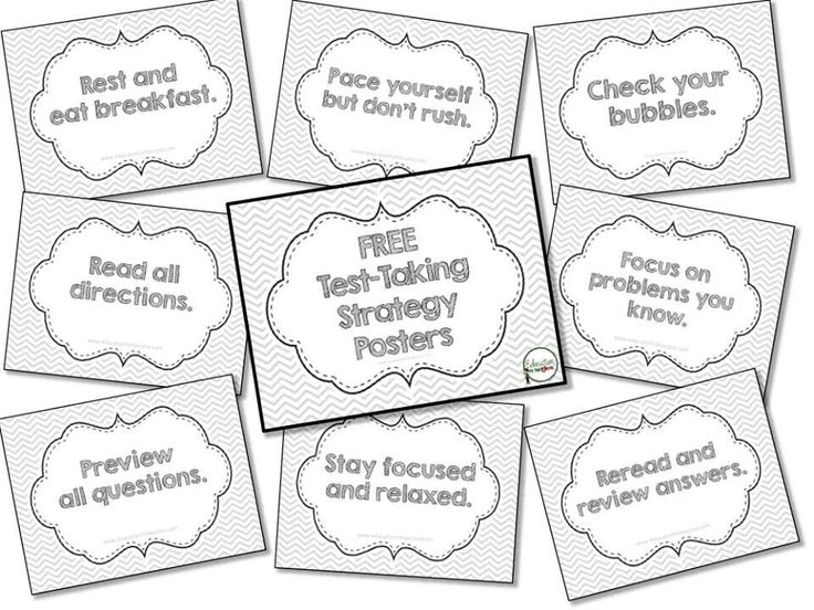 10 best Test taking strategies images by Hasty Misty on