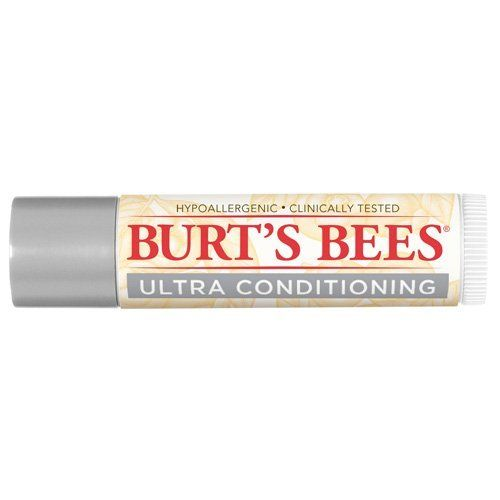 Ultra Conditioning Lip Balm Blister Box Burt's Bees 1 Lip Balm - Ultra Conditioning Lip Balm Blister Box by Burt's Bees 1 Lip Balm Ultra Conditioning Lip Balm Blister Box An ultra hydrating lip conditioner that provides long-last moisturization. It is formulated with the finest ingredients nature has to offer including moisturizing Kokum Butter and... - http://ehowsuperstore.com/bestbrandsales/health-personal-care/ultra-conditioning-lip-balm-blister-box-burts-bees-1-lip