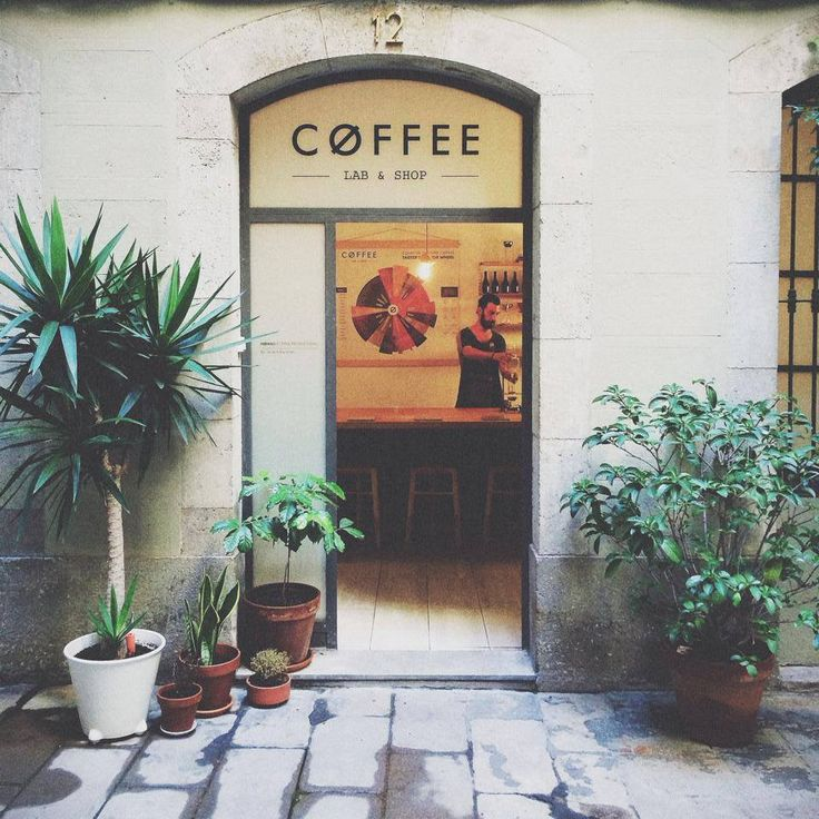 Barcelona top coffee places