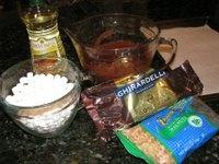 5-Minute Dark Chocolate Rocky Road « Healthy Recipe Doctor