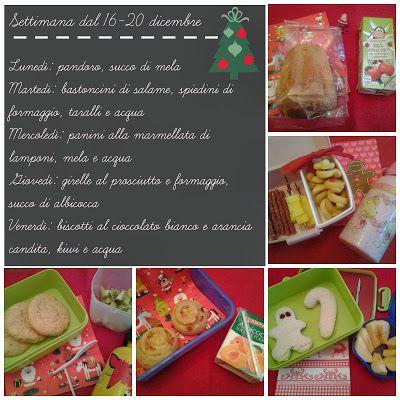 """#LeMerendediCamilla dal 16-20 dicembre, Anno scolastico 2013-2014 - sul blog """"Colazioni a letto"""""""