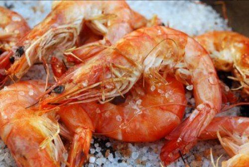 Langostinos a la Sal Te enseñamos a cocinar recetas fáciles cómo la receta de Langostinos a la Sal y muchas otras recetas de cocina..