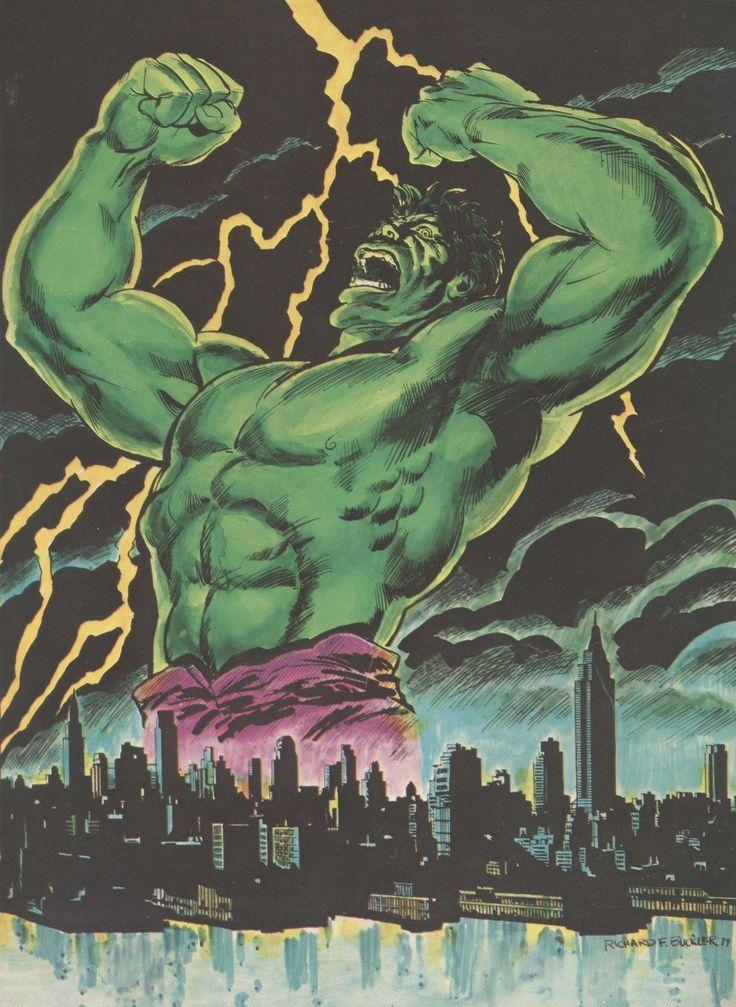 The Hulk #19 (1980) - Magazine Size