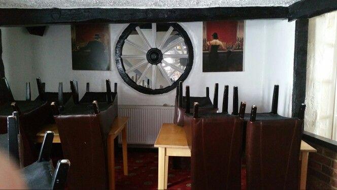 Private room/restaurant