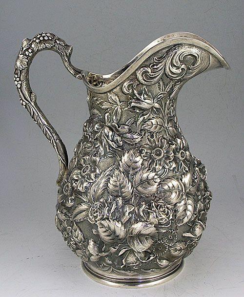 Britannia Fine Antique Silver