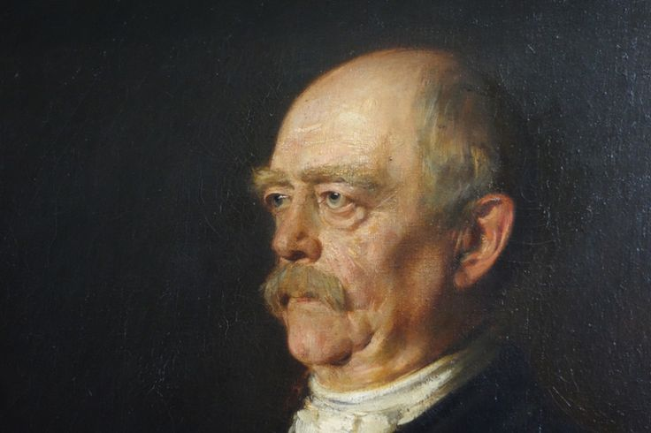 Otto von Bismarck, the mastermind behind the unification of Germany.