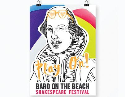 "Check out new work on my @Behance portfolio: ""Bard On The Beach Festival Branding"" http://be.net/gallery/38019791/Bard-On-The-Beach-Festival-Branding"