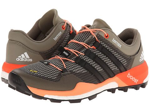 adidas Outdoor Terrex Boost W Clay/Black/Flash Orange - Zappos.com Free �  Adidas Shoes WomenNike ...