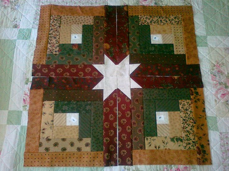 Jelly roll progress - Quilt With Us