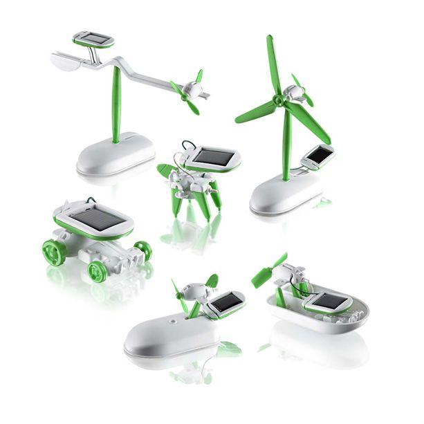 6 az 1-ben napelemes készségfejlesztő játék - AVON termékek
