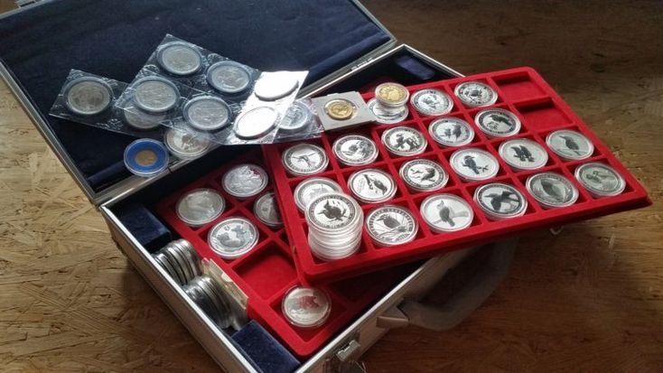 13 Best Münzen Edelmetalle Und Co Images On Pinterest Silver
