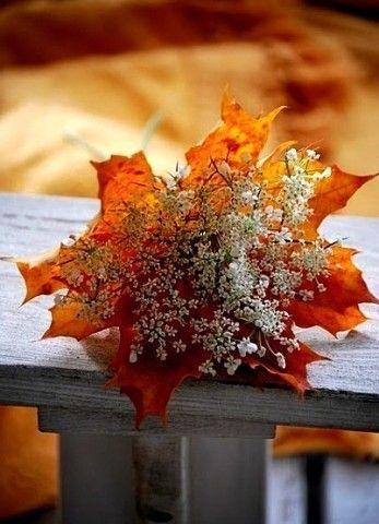 Прикосновеньем осень осенит все то, что было неприкосновенно.... Белла Ахмадулина
