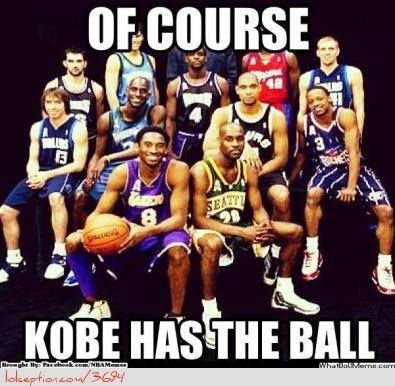 Kobe Bryant: Even when it's not his team! - http://weheartmiamiheat.com/kobe-bryant-even-when-its-not-his-team/