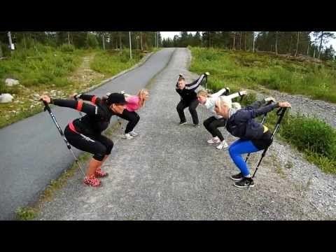 Kika gärna på vår inspirerande film där vi visar olika övningar och gångstilar med BungyPump!     http://www.youtube.com/watch?v=Vuz5gHKb06c