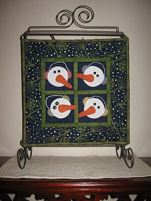 17 Best Images About Little Quilts Wallhangings On