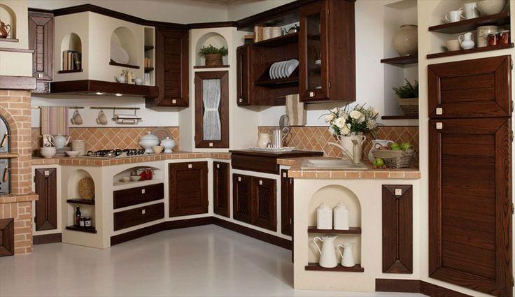 30 Cucine in Muratura Rustiche dal Design Classico | MondoDesign.it