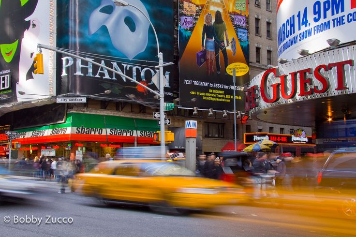 Times Square NYC, New York.