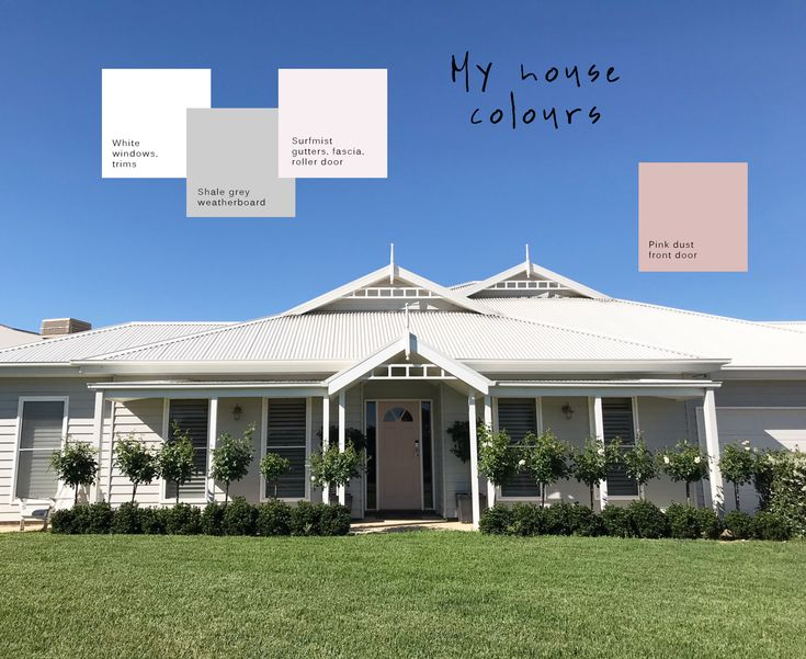 I get asked about my house colours all the time. Every week I think! So I thought I'd put a post together for those who...
