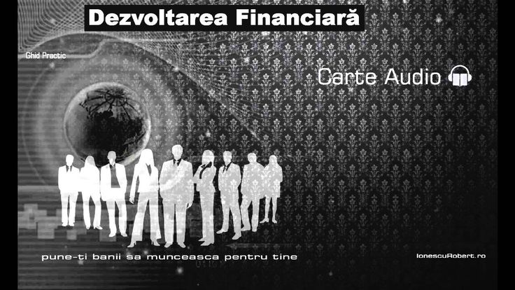 DEZVOLTARE PERSONALA / FINACIARA - Carte Audio