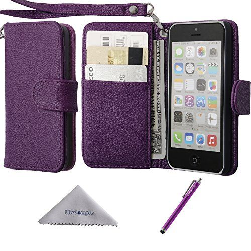 "Bezoek onze webshop voor alles stijlvoller iPhone hoesjes - #leather iphone case and card holder | iPhone 5c Case, Wisdompro® Premium PU Leather 2-in-1 Protective [Flip Folio] Wallet Case with Multiple Credit Card Holder/Slots and Wrist Lanyard for Apple iPhone 5c (Purple) Wisdompro <a href=""http://www.amazon.com/dp/B00RHONDEW/ref=cm_sw_r_pi_dp_JqEaxb0A0KP9F"" rel=""nofollow"" target=""_blank"">www.amazon.com/...</a> - http://www.telefoonhoesjes-shop.blogspot.nl/"
